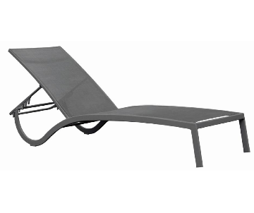 Chaise longue Louisiane