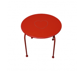 Table basse, 4 roulettes