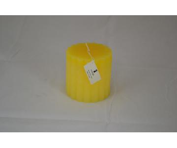 Bougie Douce lumière 10x10cm