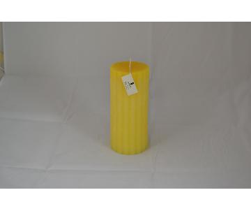 Bougie Douce lumière 10x23cm