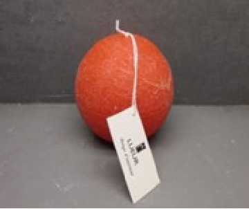 Bougie Boule / Orange