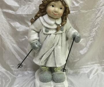 Figurine de petite fille...