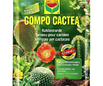 CACTEA Terreau pour cactées 5L