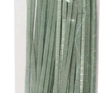 boules plastique uni brill-mat