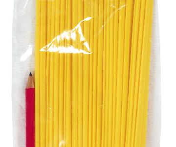 Étiquettes avec tige