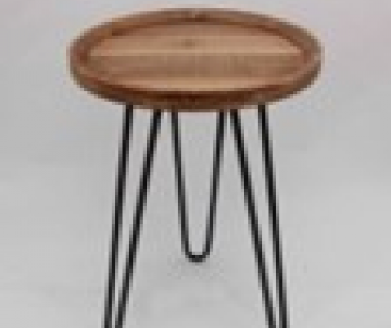 Table basse ronde couleur...