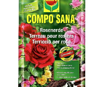 Terreau pour rosiers 20L