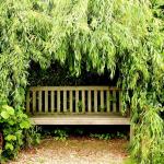 Bancs de jardin