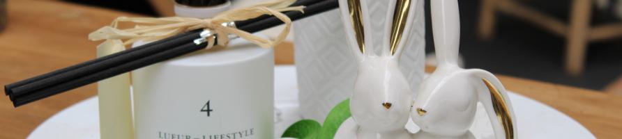 Savons, parfums d´ambiance & sets cadeaux
