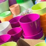 Cache-pots en céramique